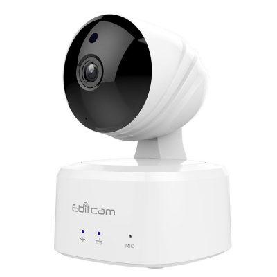 Hướng Dẫn Cài đặt Wifi Cho Camera IP Wifi Ebitcam